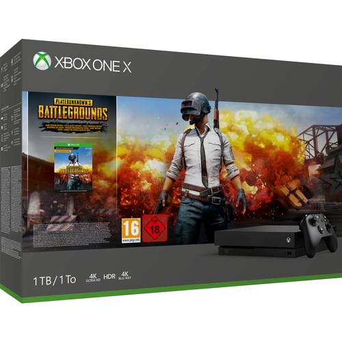 Microsoft Xbox One X 1 TB  PlayerUnknown's Battlegrounds