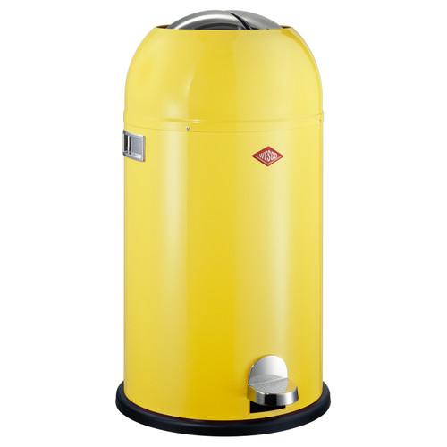 Wesco Kickmaster 33 Liter Lemon Yellow
