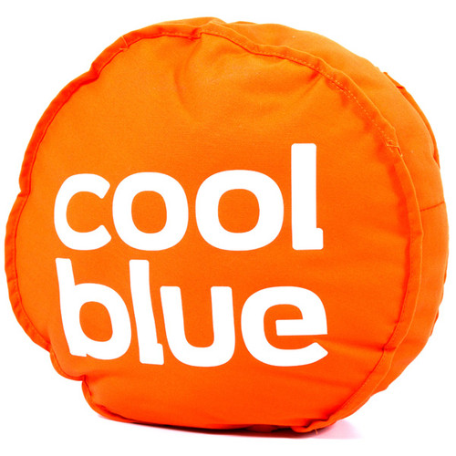 Coolblue Kussentje