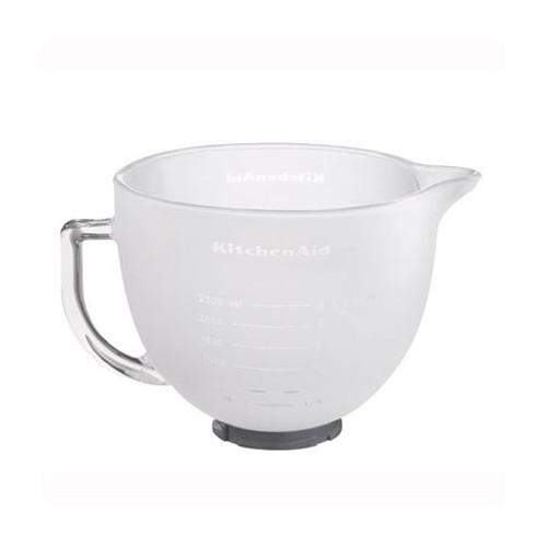 KitchenAid 5K5GBF Melkglazen kom (4,83 Liter)