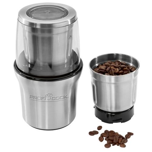 ProfiCook Koffie- Kruidenmolen KSW1021