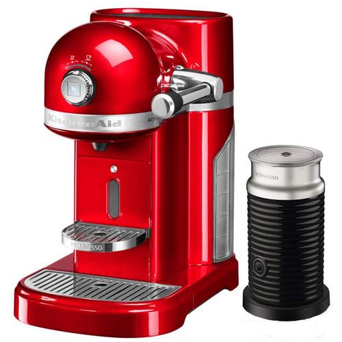 KitchenAid Nespresso en Aeroccino Keizerrood