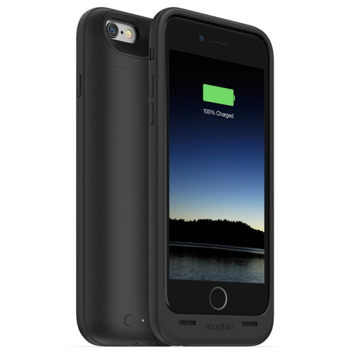 Mophie Juice Pack Air Apple iPhone 6/6s Zwart