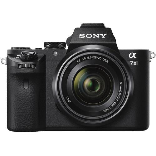 Sony Alpha A7II + FE 28-70mm f/3.5-5.6 OSS