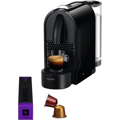 Magimix Nespresso U Zwart M130U