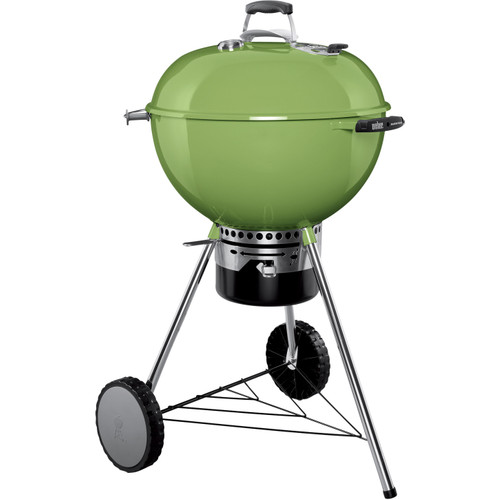 Weber Master Touch 57 cm  GBS Spring Groen