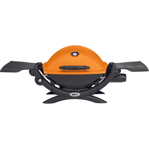 Weber Q1200 Orange BE