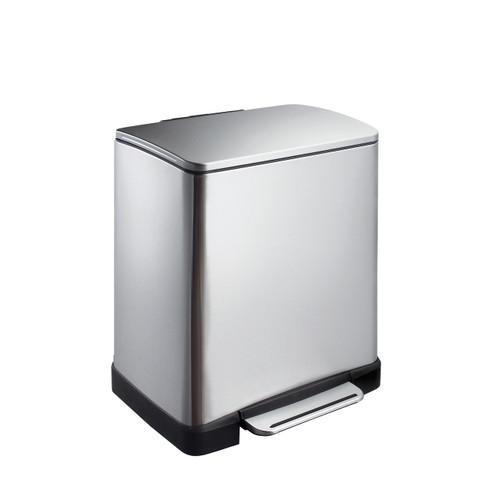 EKO E-Cube 20 Liter Mat RVS