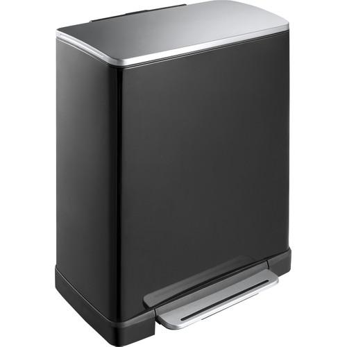 EKO E-Cube 50 Liter Zwart