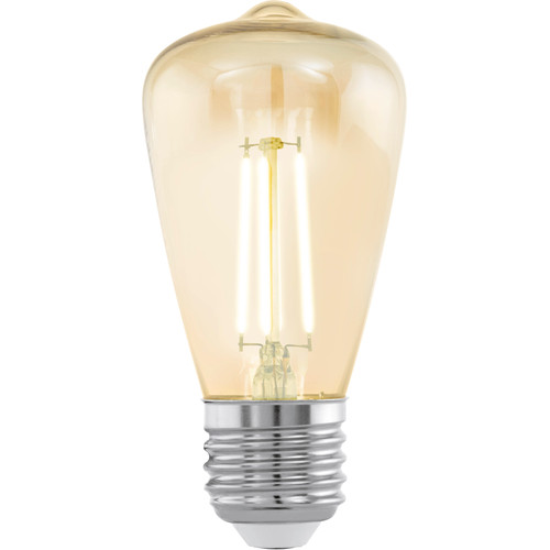 Eglo LED-lamp E27 Amber 3,5W Ø48mm