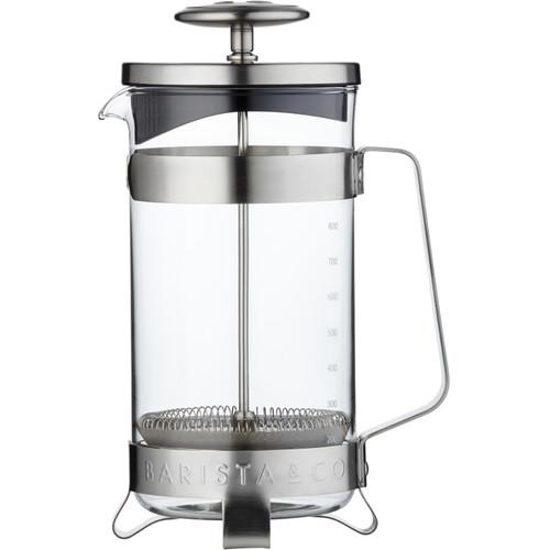 Barista & Co Cafetière 1 L Zilver