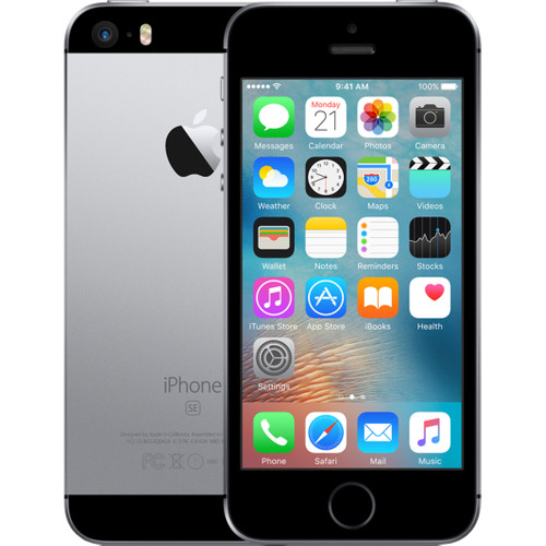 Apple iPhone SE 32 GB Space Gray