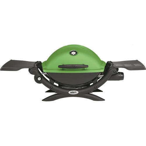 Weber Q1200 Green NL