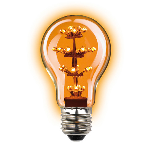 KS Verlichting Classic LED-lamp E27 1W