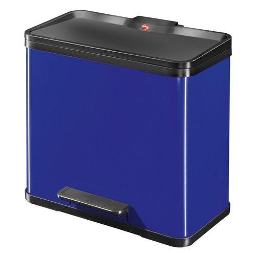 Hailo Öko Trio 3 x 11 Liter Blauw
