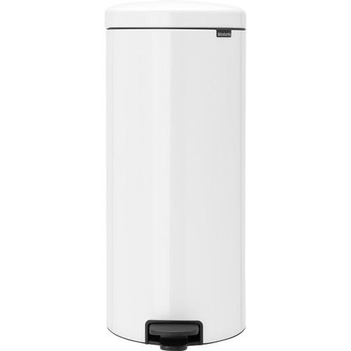 Brabantia NewIcon Pedaalemmer 30 Liter Wit