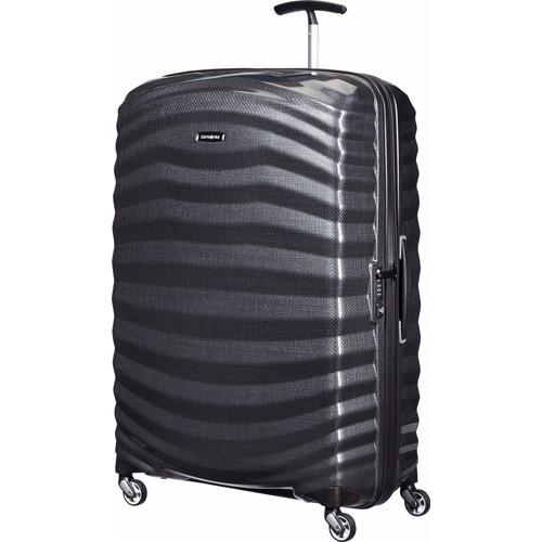 Samsonite Lite-Shock Spinner 81 cm Black