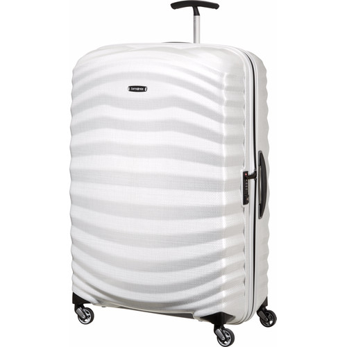 Samsonite Lite-Shock Spinner 81 cm Off White