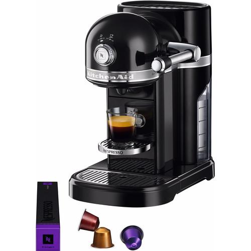 KitchenAid Nespresso Onyx Zwart