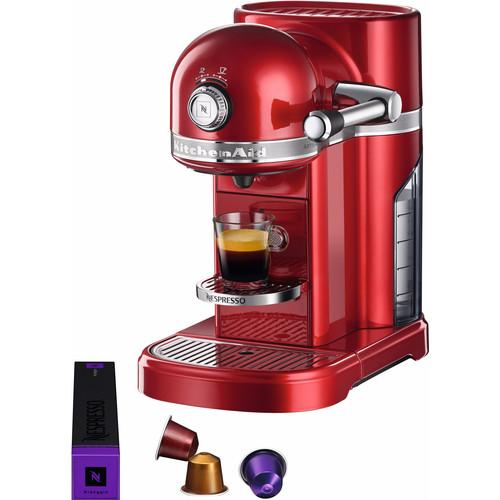 KitchenAid Nespresso Appelrood
