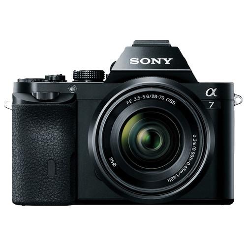 Sony Alpha A7 + FE 28-70mm f/3.5-5.6 OSS