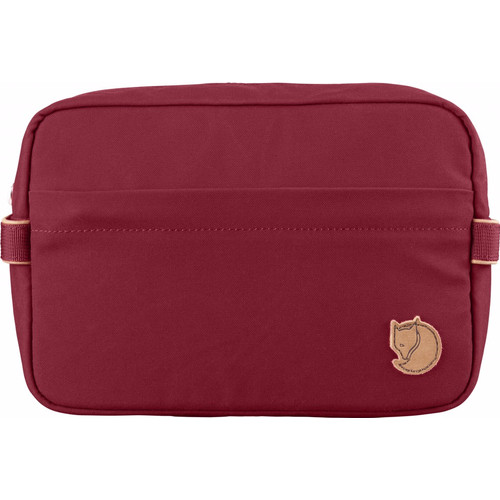Fjällräven Travel Toiletry Bag Redwood