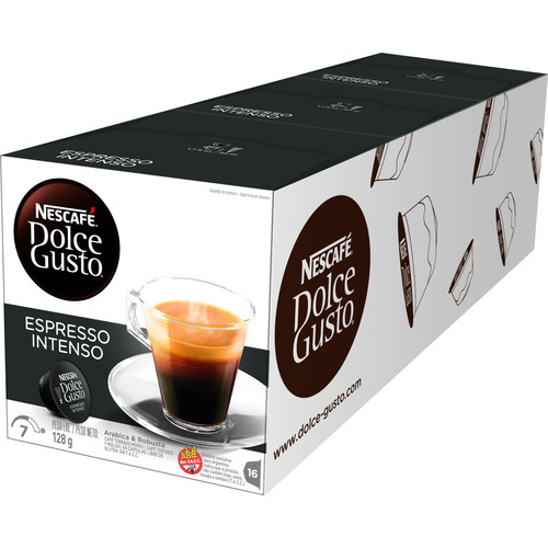 Dolce Gusto Espresso Intenso 3 pack