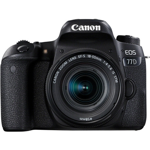 Canon EOS 77D + EF-S 18-55mm f/4.0-5.6 IS STM