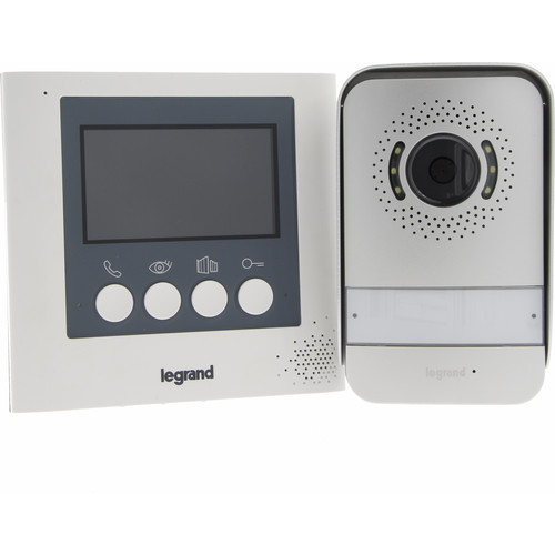 "Legrand 360 Kit 4,3"" Scherm"