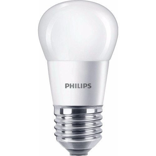Philips LED-lamp 5.5W E27 (4x)