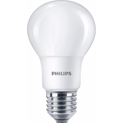 Philips LED-lamp 8.5W E27 Dimbaar (4x)