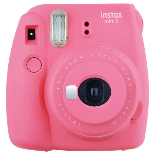 Fuji Instax Mini 9 Flamingo Pink