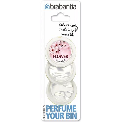 Brabantia Navulcapsules Flower (Set van 3)