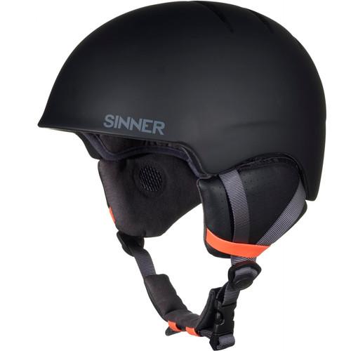 Sinner Lost Trail Matte Black (55 - 56 cm)