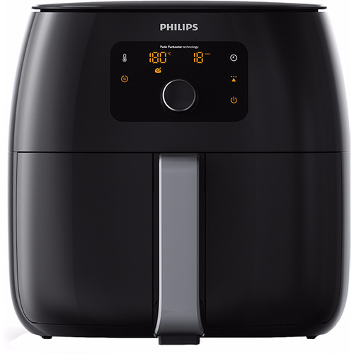 Philips Avance Airfryer XXL HD9650/90 Zwart