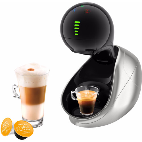 Krups Dolce Gusto Movenza Silver KP600E