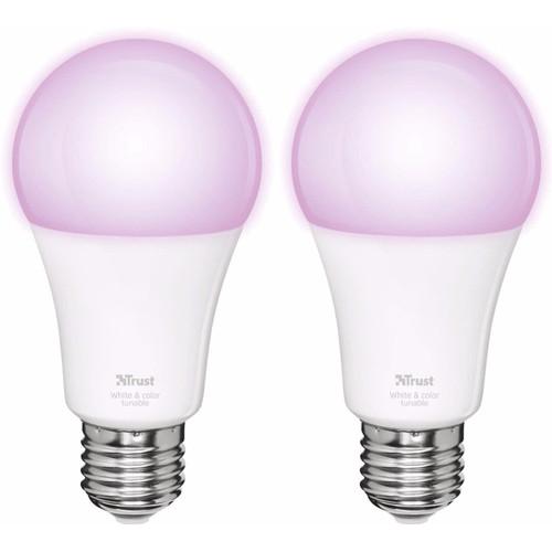 Trust Smart Home E27 Losse Lamp Kleur Duopack