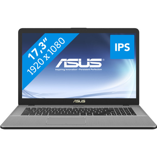 Asus VivoBook N705UD-GC123T-BE Azerty