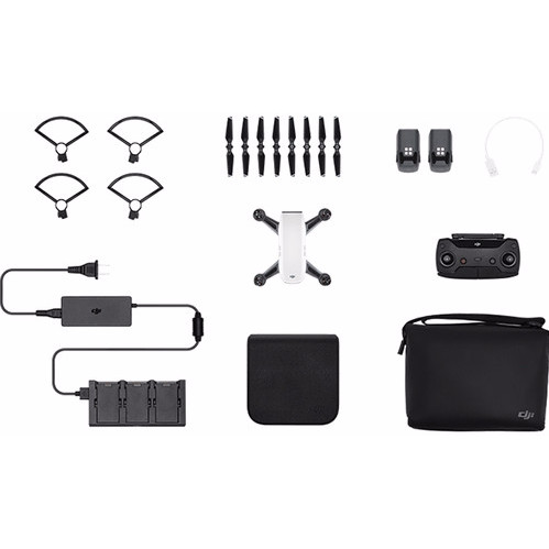 DJI Spark Wit Fly More Combo