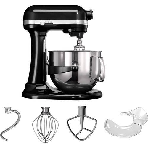 KitchenAid Artisan Mixer 5KSM7580XEOB Bowl-Lift Onyx Zwart