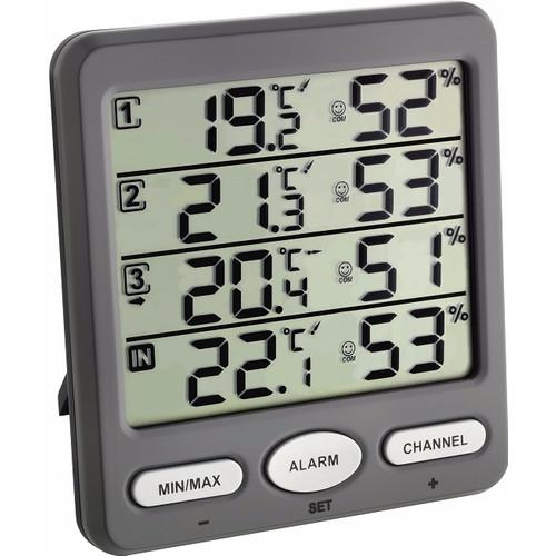 TFA Klima Monitor
