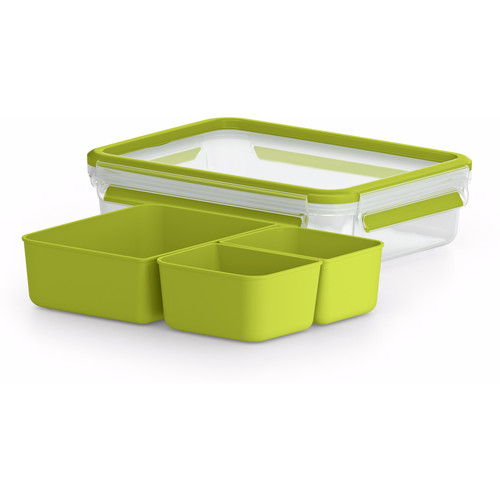 Tefal Masterseal To Go Snackbox 1.2 L