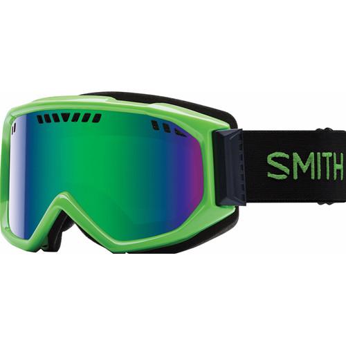 Smith Scope Pro Reactor + Green Sol X Lens