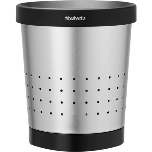 Brabantia Conische Papierbak 5 Liter Matt Steel