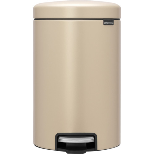 Brabantia NewIcon Pedaalemmer 20 Liter Golden Beach