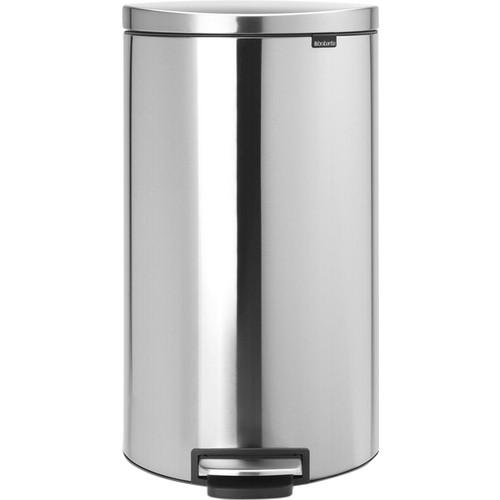 Brabantia Pedaalemmer FlatBack 30 Liter