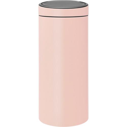 Brabantia Touch Bin 30 Liter Clay Pink