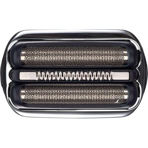 Braun Cassette 32S Zilver
