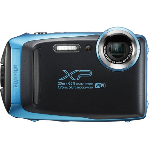 Fujifilm FinePix XP130 Sky Blue