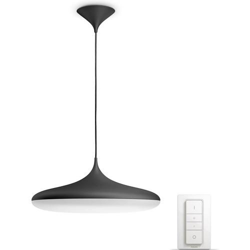 Philips Hue Cher Hanglamp Zwart Startpakket